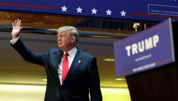 Le milliardaire Donald Trump - Sputnik France