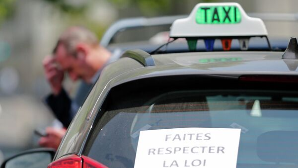 Taxi - Sputnik France