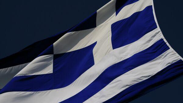 Drapeau de la Grèce - Sputnik France