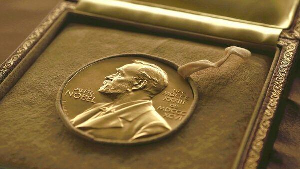 Une médaille du prix Nobel - Sputnik France
