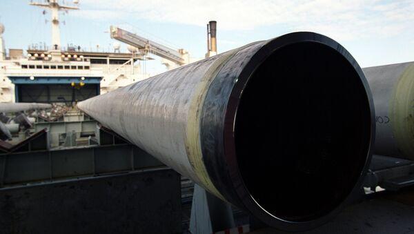 Nord Stream 2: l'Ukraine pourrait perdre 2 Mds de dollars - Sputnik France