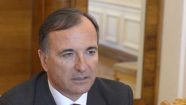 Franco Frattini - Sputnik France