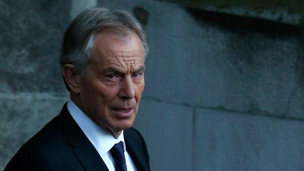 Tony Blair l - Sputnik France