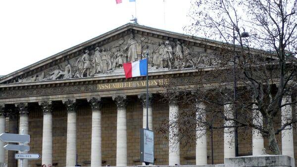 Национальная Ассамблея Франции, Париж - Sputnik France