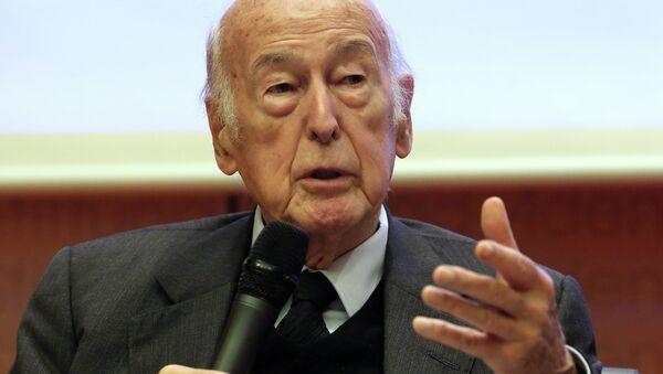 Valery Giscard d'Estaing - Sputnik France