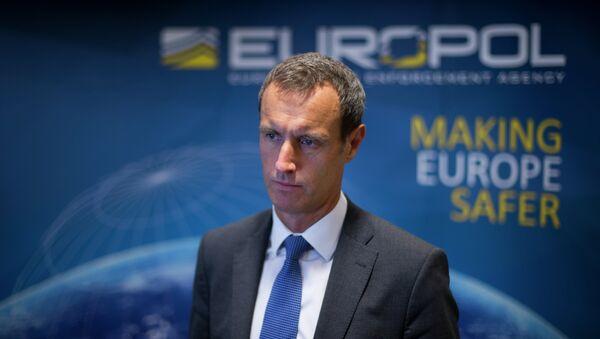 directeur d'Europol Rob Wainwright - Sputnik France