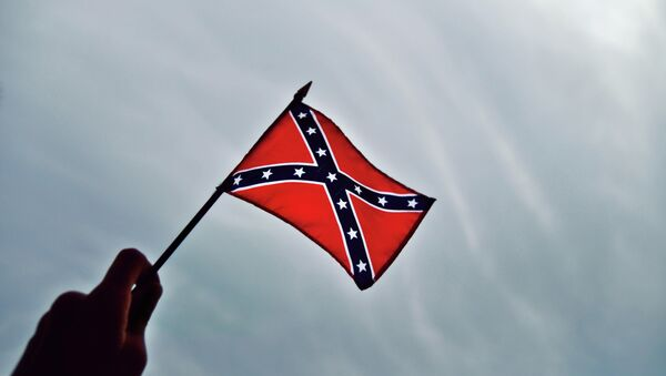Le drapeau confédéré - Sputnik France