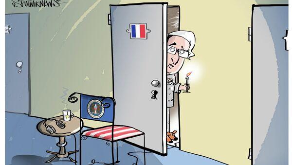 Moi, président sur écoute - Sputnik France