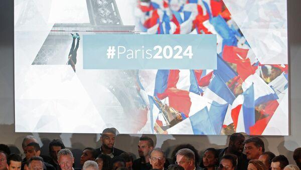Paris 2024 - Sputnik France