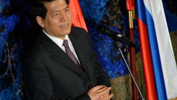 China's Ambassador  Li Hui - Sputnik France