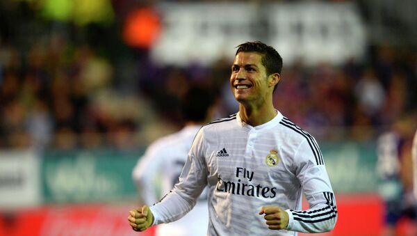 Cette équipe de foot a trouvé comment attirer Ronaldo en Russie! - Sputnik France
