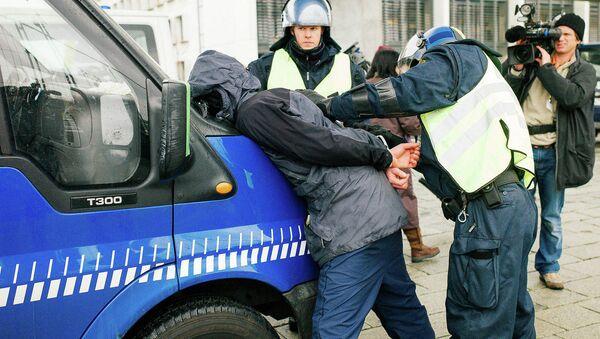 Police au Danemark - Sputnik France