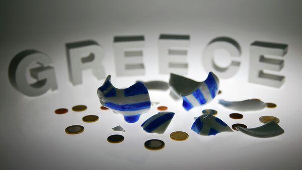 Grèce: la zone euro s'accorde sur un nouveau prêt de 10,3 milliards d'euros - Sputnik France