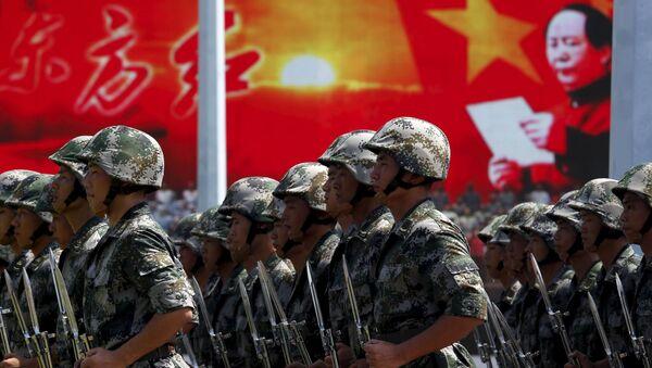L'armée chinoise - Sputnik France