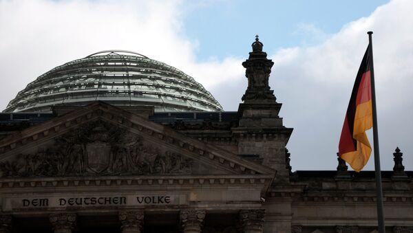 Reichstag Berlin - Sputnik France