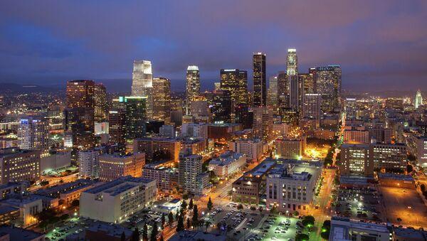 Downtown Los Angeles - Sputnik France