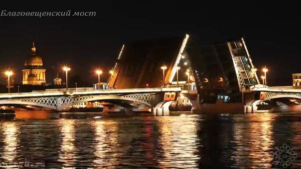 Saint-Pétersbourg-2015: la levée des ponts - Sputnik France