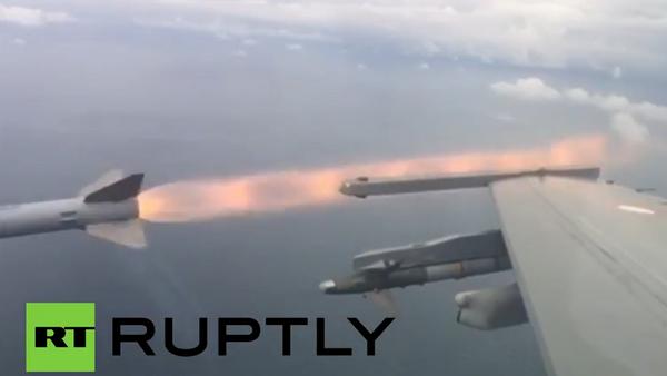 Un drone abattu par un missile tiré depuis un chasseur F-16 - Sputnik France
