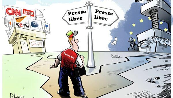 Sous pression - Sputnik France