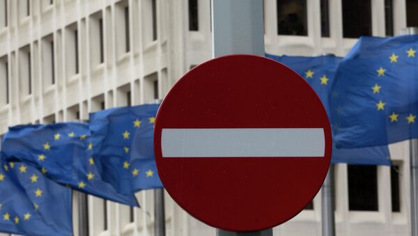 Drapeux de l'UE - Sputnik France