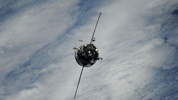 Progress Cargo Vessel - Sputnik France