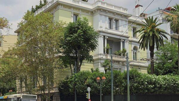 Embassy of France in Athens (Attica, Greece) - Sputnik France