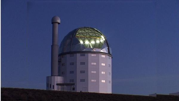Southern African Large Telescope - Sputnik France