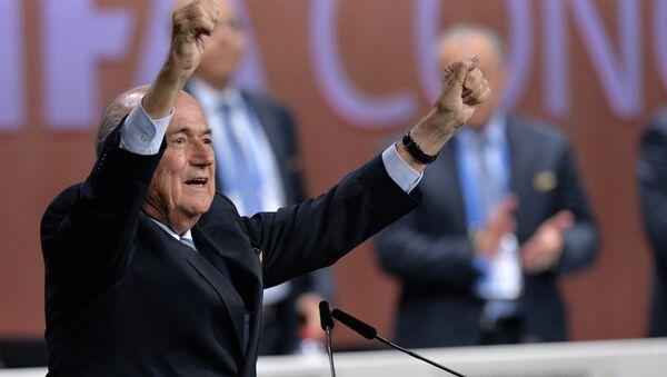 Выборы президента ФИФА - Sputnik France