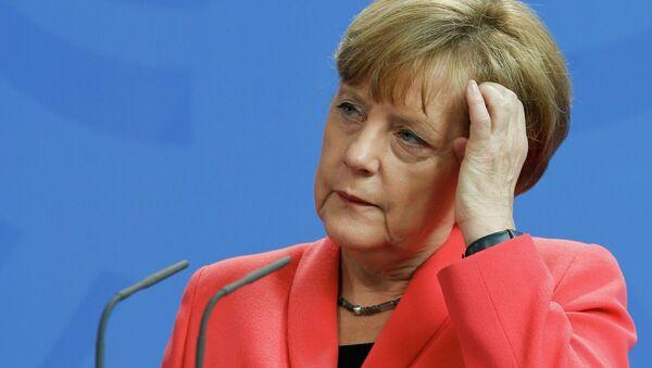 Chancelière allemande Angela Merkel - Sputnik France