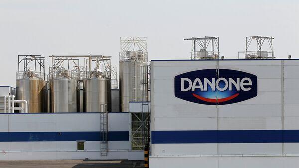 Une usine de Danone en Russie - Sputnik France