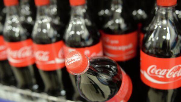 Coca-Cola - Sputnik France
