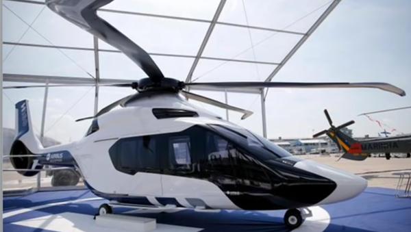 Hélicoptère X6 - Sputnik France