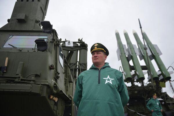Russie: la DCA russe fête ses 55 ans - Sputnik France