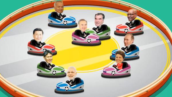 Chine: un dessin animé avec Xi Jinping et Vladimir Poutine - Sputnik France