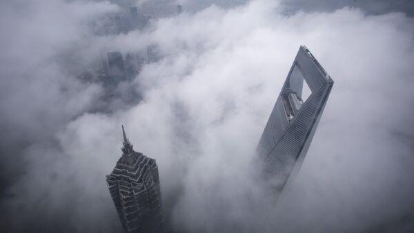 Jin Mao Tower et Shanghai World Financial Center - Sputnik France