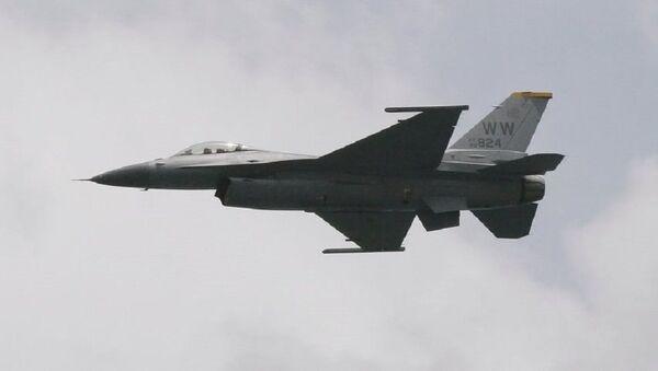 Chasseur américain F-16 - Sputnik France