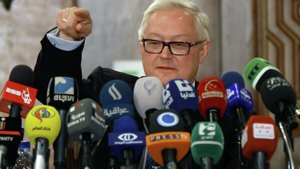 Russian Deputy Foreign Minister Sergei Ryabkov - Sputnik France