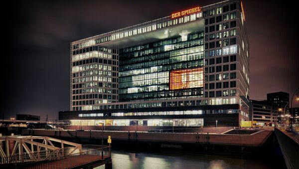 Le magazine allemand Der Spiegel - Sputnik France