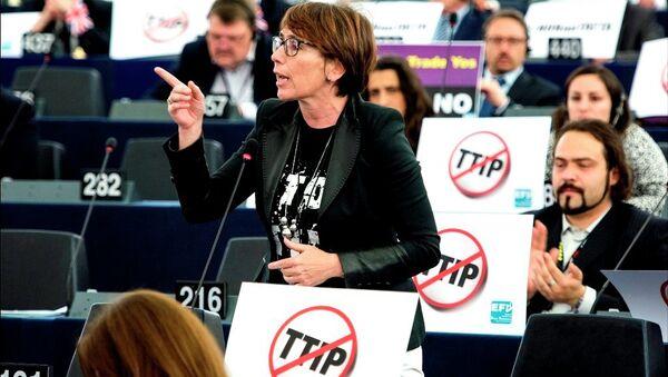 TTIP - Sputnik France