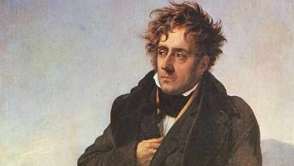 François-René de Chateaubriand - Sputnik France