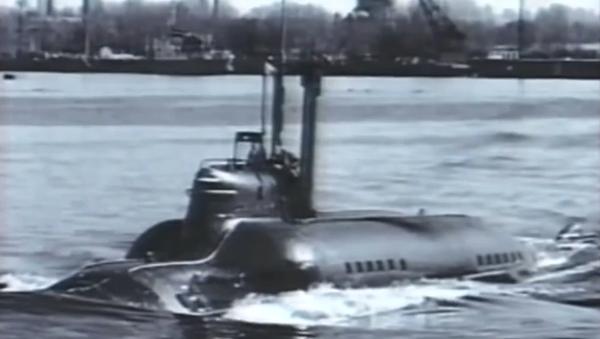 Le sous-marin piranha - Sputnik France