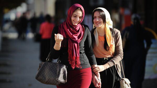 Femmes musulmanes - Sputnik France