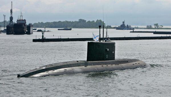 Les sous-marins russes, nouvelle menace inventée par les médias portugais - Sputnik France