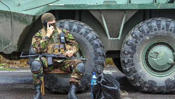 Ukraine: renforcement des mesures de sécurité à Moukatchevo - Sputnik France