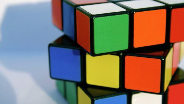 Rubik's Cube - Sputnik France