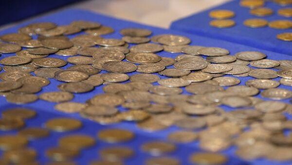 Vieilles pièces de monnaie islamiques - Sputnik France