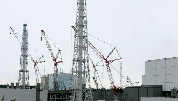 Centrale nucléaire de Fukushima - Sputnik France