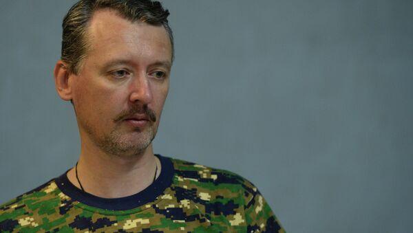 Igor Strelkov - Sputnik France