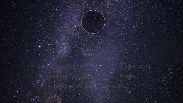 Promenade à travers la Voie lactée - Sputnik France