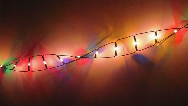 Human DNA Chain - Sputnik France